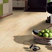 Parquet in Laminato Canadian Mountain Maple