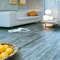 Parquet in Laminato Stone Birch